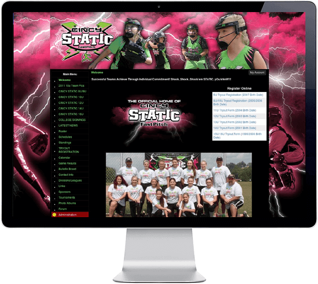 Cincy Static Fastpitch