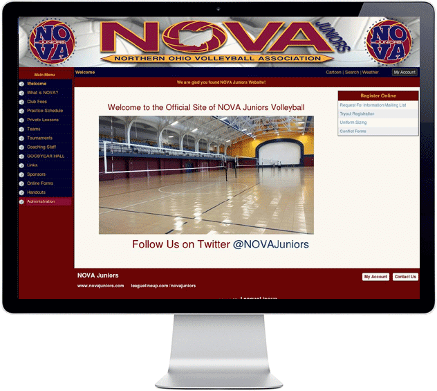 Northern Ohio Volleyball Association