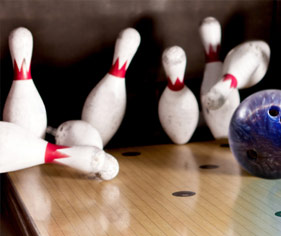 Bowling Website Builder & Team Manager