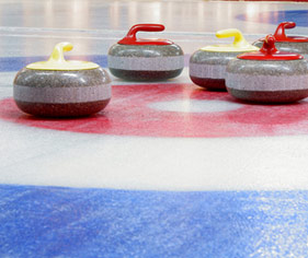 Curling Website Builder & Team Manager