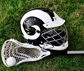 Lacrosse Website Builder & Team Manager