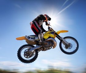 Motocross Website Builder & Team Manager