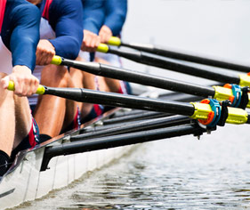 Rowing Website Builder & Team Manager