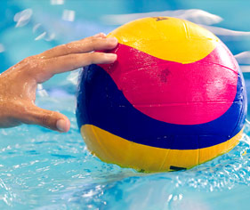 Water Polo Website Builder & Team Manager