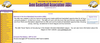 Avon Basketball Association (ABA)