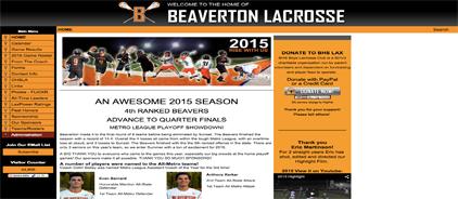 Beaverton Lacrosse