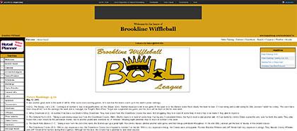Brookline Wiffleball