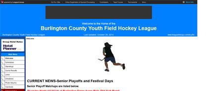 Burlington County Youth Field Hockey League