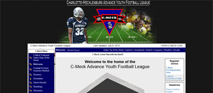 Charlotte-Mecklenburg Advance Youth Football League