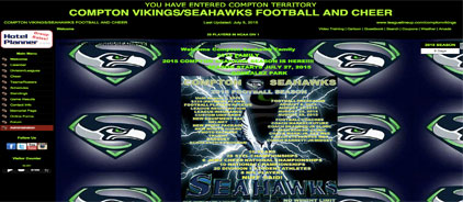 Compton Vikings Seahawks