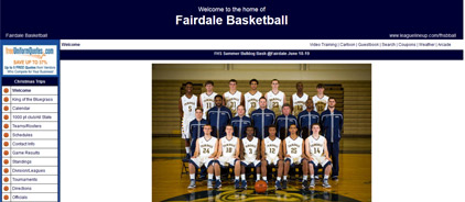 Fairdale Basketball