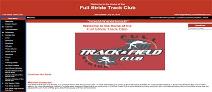 Full Stride Track Club