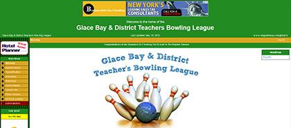 Glace Bay & District Teachers Bowling League