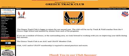Greece Track Club