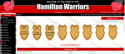 Hamilton Warriors