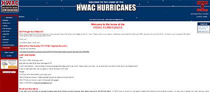 HWAC HURRICANES