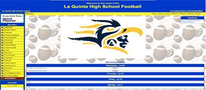 La Quinta High School Football