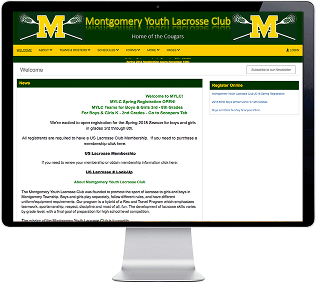 Montgomery Youth Lacrosse Club