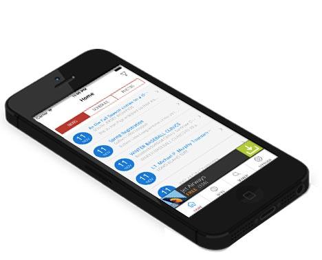 LeagueLineup App