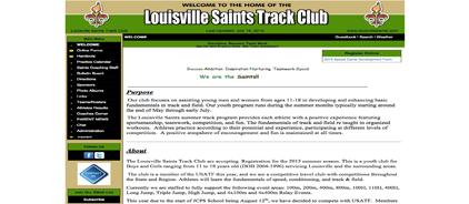 Louisville Saints Track Club