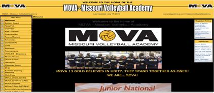 MOVA - Missouri Volleyball Academy