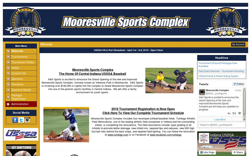 Mooresville Sports Complex