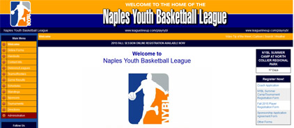 Naples Youth Basketball League