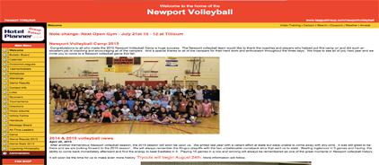 Newport Volleyball