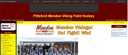 Pittsford Mendon Viking Field Hockey