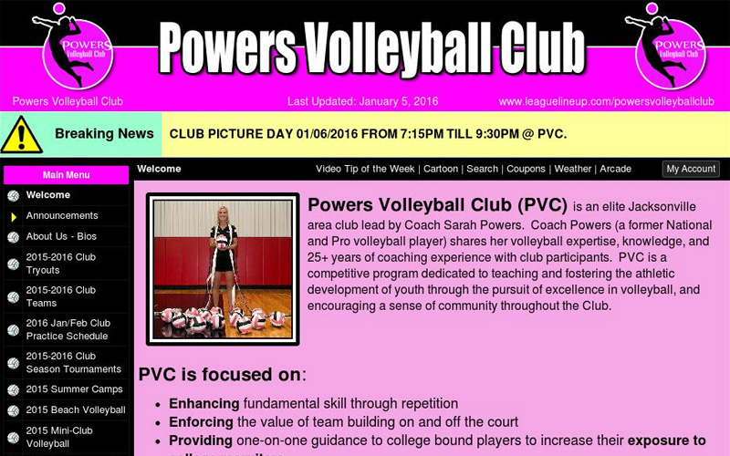 Powers Volleyball Club