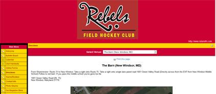 Rebels Field Hockey Club