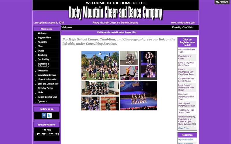 Rocky Mountain Cheer And Dance Company