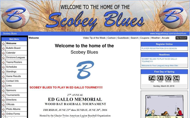 Scobey Blues