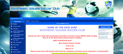 Southeast Volusia Soccer Club