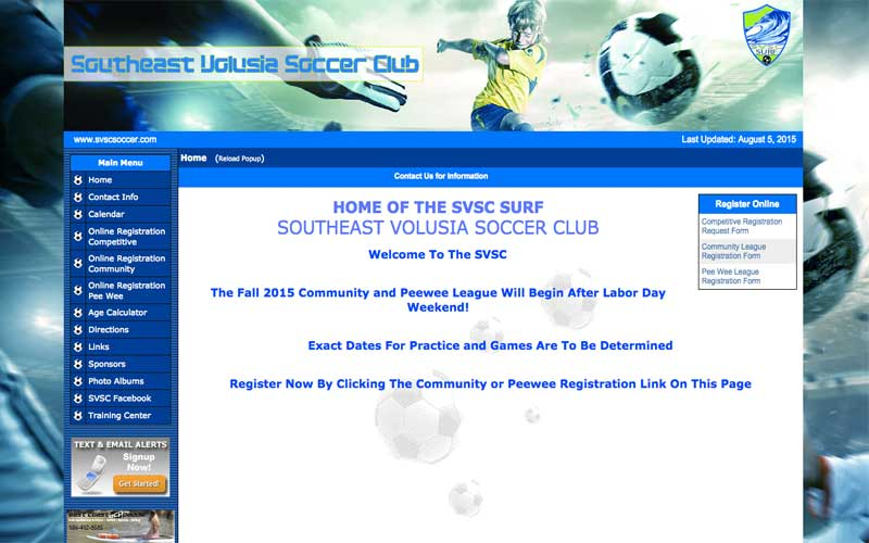 Southeast Volusia Soccer Club
