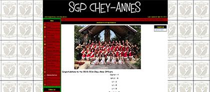 SPG Chey-Anne Dance Team