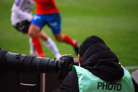 How To Master Sports Photography