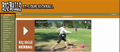 St. Louis Big Balls Kickball