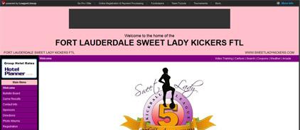 Fort Lauderdale Sweet Lady Kickers