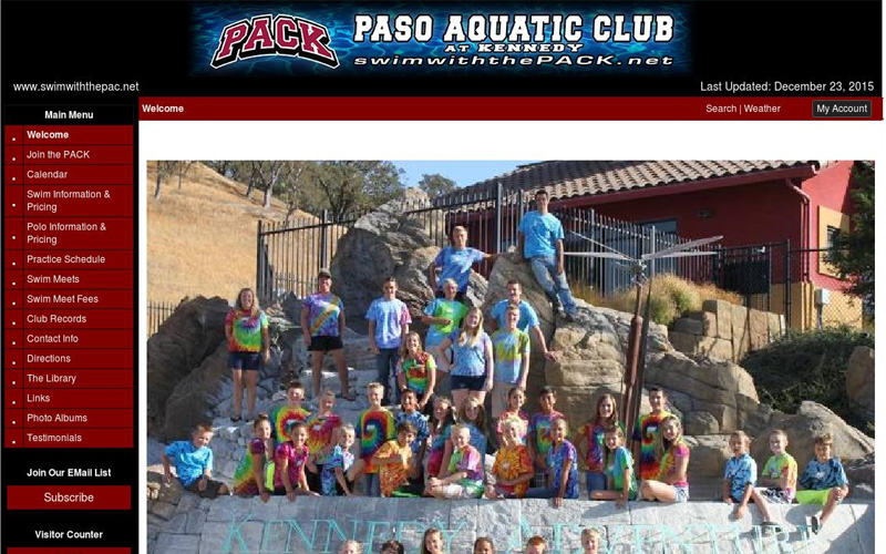 Paso Aquatic Club