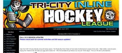 Tri-City Inline Hockey League