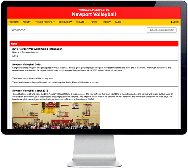 Newport Volleyball