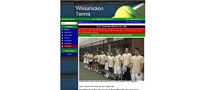 Wissahickon Tennis